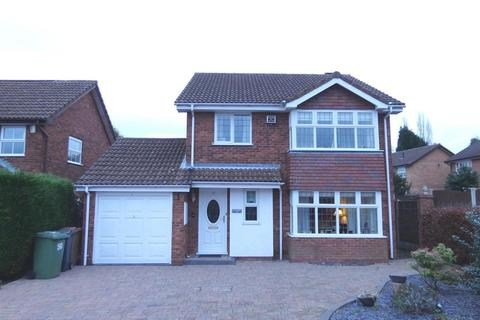 3 bedroom detached house for sale - Sunnybank Close, Aldridge