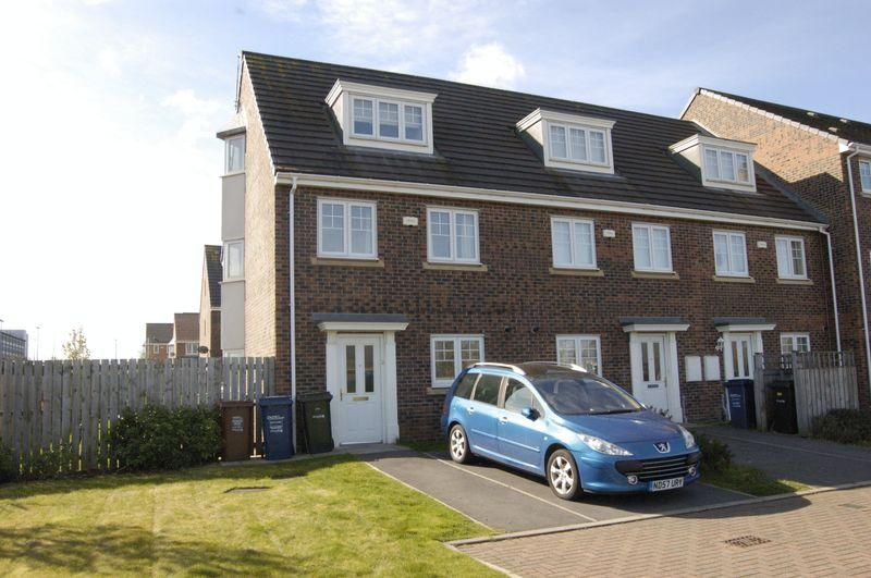 3 Bedrooms Terraced House for rent in COSGROVE COURT, Longbenton