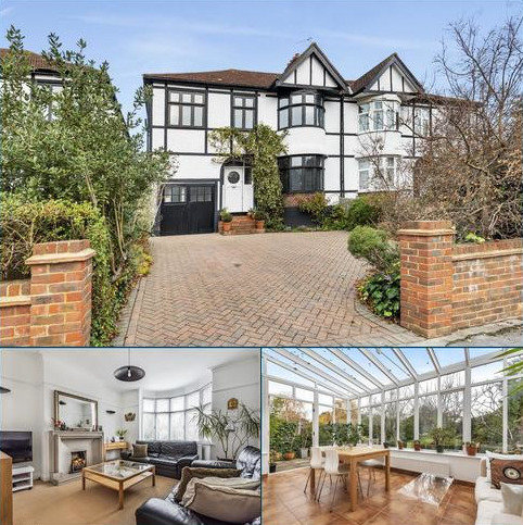 5 bedroom semi-detached house for sale - Cumberland Road, Bromley