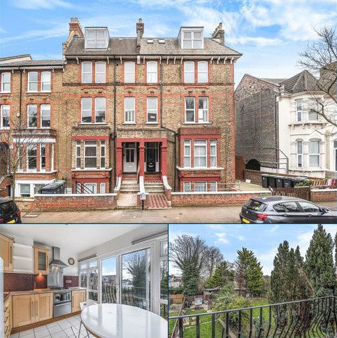 2 bedroom flat for sale - Womersley Road, Crouch End