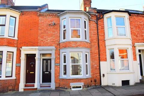 2 bedroom terraced house to rent - Manfield Road, Northampton, NN1 4NW