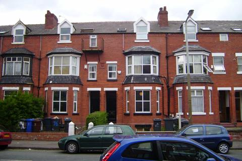9 bedroom semi-detached house to rent - Egerton Road, Fallowfield