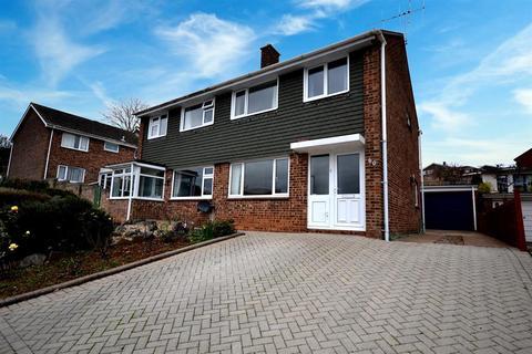 3 bedroom semi-detached house for sale - Barley Farm Road, Exeter, EX4 1NN