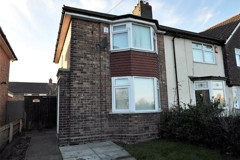 3 bedroom end of terrace house for sale - Dwerryhouse Lane, Liverpool, Merseyside, L11
