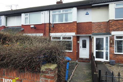 2 bedroom terraced house to rent -  Manor Road,  Hull, HU5