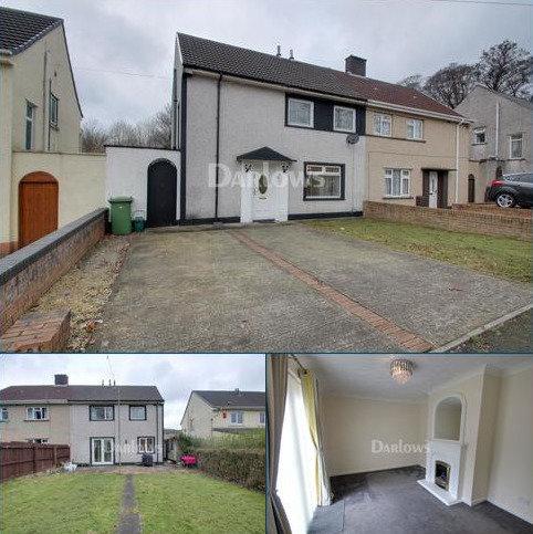 3 bedroom semi-detached house for sale - Dynea Road, Rhydyfelin