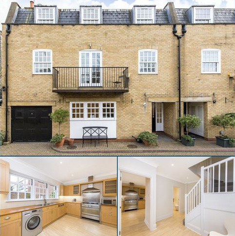 3 bedroom house for sale - Lanark Mews, London, W9