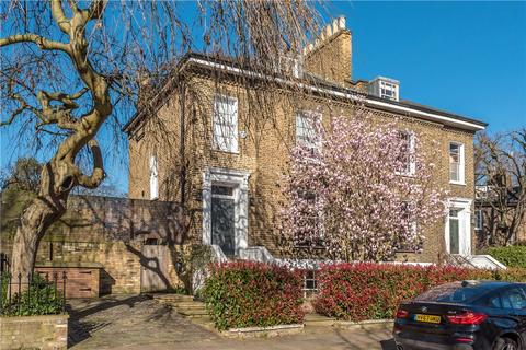 4 bedroom semi-detached house for sale - Canonbury Park South, London, N1