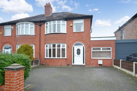 3 bedroom semi-detached house for sale - Burnage Lane, Heaton Mersey