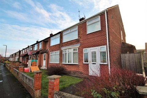 3 bedroom end of terrace house for sale - Eastbank Road, Ormesby, Middlesbrough, TS7 9EP