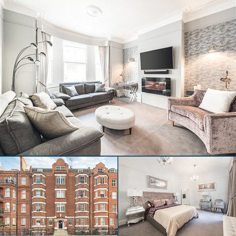 1 bedroom flat for sale - Cheviot Court, Luxborough Street, Marylebone, London, W1U