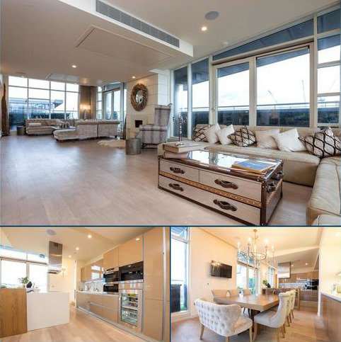 4 bedroom penthouse for sale - Leftbank, Spinningfields, Manchester, Greater Manchester, M3