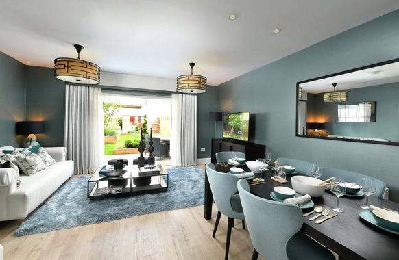 Royal Wells Park Tunbridge Wells Kent Tn4 3 Bed Semi Detached House 675 000