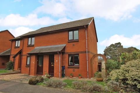 2 bedroom semi-detached house for sale - College Road, Cullompton, EX15