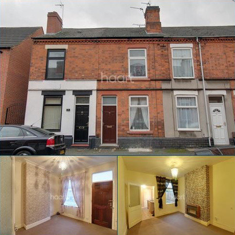 2 bedroom semi-detached house for sale - Taylor Street, Derby