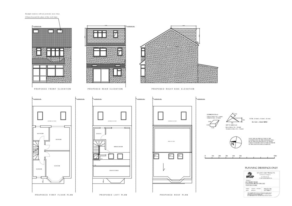 Floorplan 3 of 3: Third floor