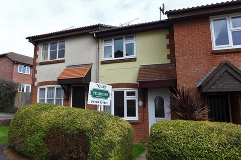 2 bedroom terraced house to rent - Romsey   Clover Way   UNFURNISHED