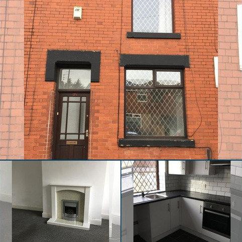 2 bedroom terraced house to rent - Burnley Lane, Chadderton OL9