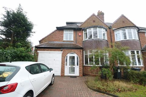 4 bedroom semi-detached house for sale - Brosil Avenue, Handsworth Wood, West Midlands, B20