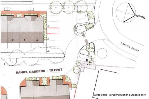 Plot for sale - Daniell Gardens, Truro, South Cornwall