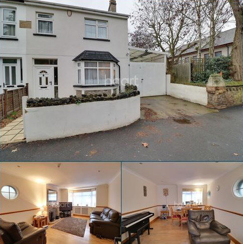 3 bedroom semi-detached house for sale - Hayes End