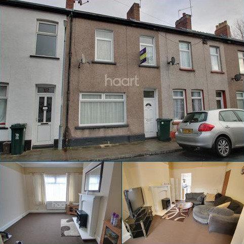 3 bedroom terraced house for sale - Jeffrey Street, Maindee, Newport