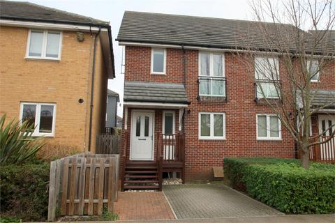 3 bedroom semi-detached house to rent - Tillers Close, STAINES-UPON-THAMES, Surrey
