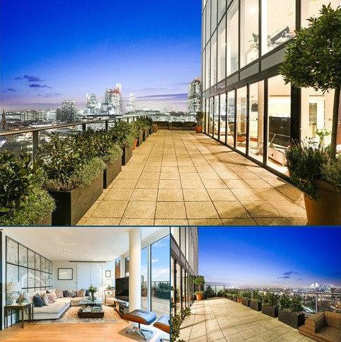3 bedroom flat for sale - Avantgarde Tower, 1 Avantgarde Place, Shoreditch, London, E1