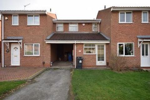 2 bedroom terraced house to rent - Appledore Drive, Oakwood, Derby, DE21 2LN
