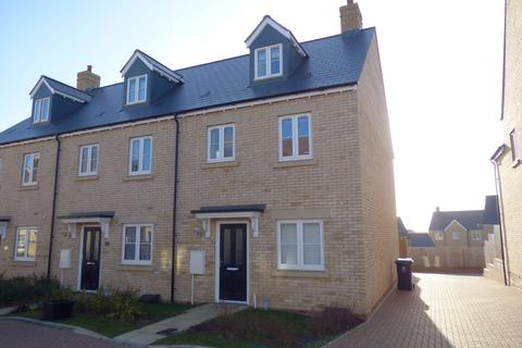4 bedroom end of terrace house for sale - Chipping Norton, Oxfordshire