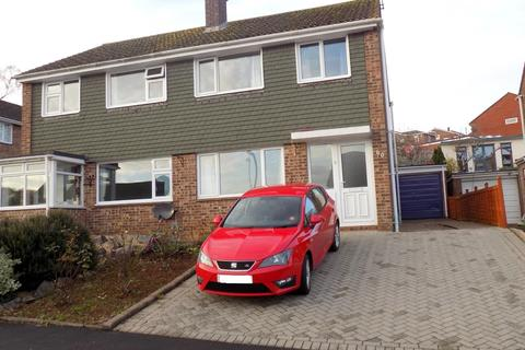 3 bedroom semi-detached house for sale - Barley Farm Road, Exeter