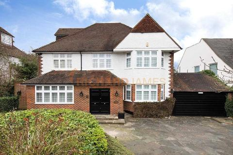 5 bedroom detached house for sale - Uphill Road, Mill Hill