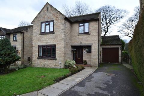 4 bedroom detached house for sale - Langport Close, Queensbury,
