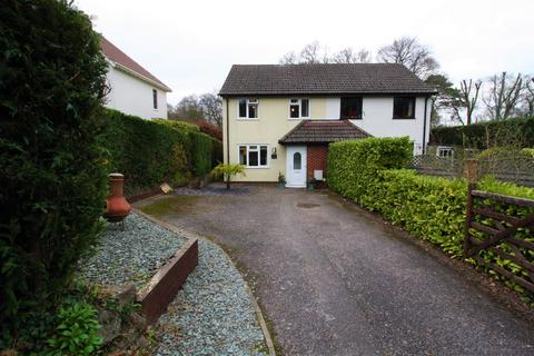 3 bedroom semi-detached house for sale - West Hill, Ottery St Mary