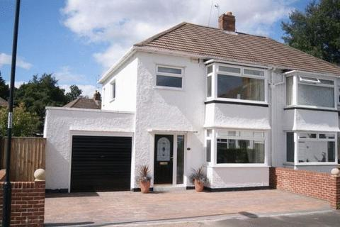 3 bedroom semi-detached house for sale - Dene Avenue, West Moor, Newcastle upon Tyne
