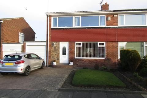 3 bedroom semi-detached house for sale - Meacham Way, Whickham, Newcastle upon Tyne, NE16 5RR