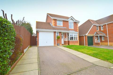 3 bedroom detached house for sale - Gatehill Gardens, Barton Hills, Luton, LU3 4EZ