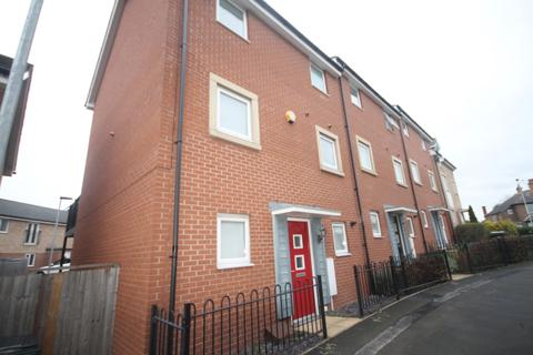 2 bedroom townhouse to rent - Onyx Crescent, Thurmaston, Leicester, LE4 9AE
