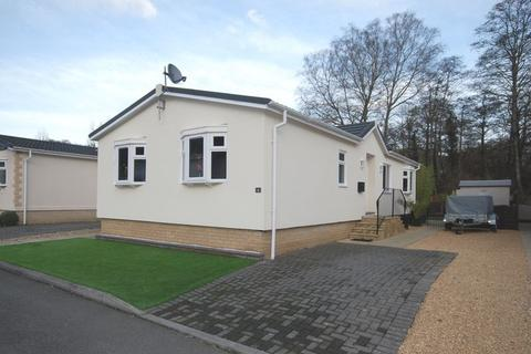 3 bedroom detached bungalow for sale - Leigham Manor Drive, Riverside, Plymouth A fabulous 3 bedroomed detached Park Home in fantastic riverside location.
