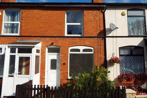 2 bedroom terraced house to rent - Reservoir Road, Selly Oak, Birmingham, B29 6TF