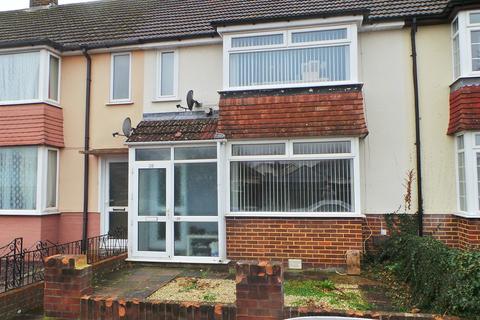 3 bedroom terraced house to rent - Geoffrey Crescent, Fareham