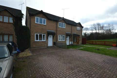 2 bedroom end of terrace house for sale - Beehive Close, Nine Elms, Swindon, Wiltshire, SN5