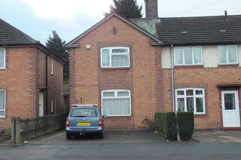 3 bedroom semi-detached house to rent - Wycombe Road, Off Tailby Avenue, Leicester, LE5 0PR