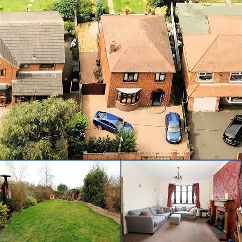 4 bedroom detached house for sale - Butt Lane, Blackfordby