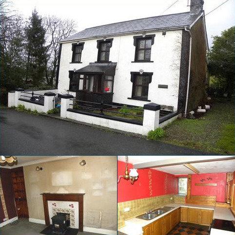 4 bedroom detached house for sale - Llanybydder