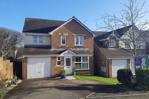 4 bedroom detached house for sale - Suran Y Gog, Pencoetre Village, Barry