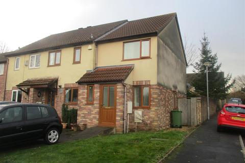 2 bedroom end of terrace house to rent - Traherne Drive, The Drope, Cardiff