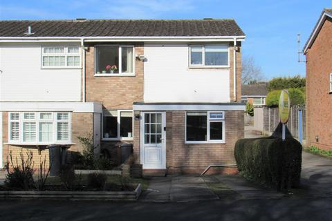 3 bedroom end of terrace house for sale - Walsgrave Drive, Solihull