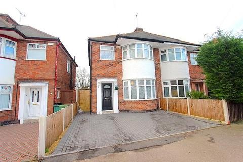 3 bedroom semi-detached house for sale - Hathaway Avenue, Braunstone Town