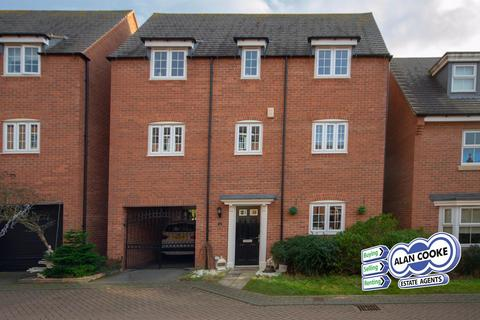 4 bedroom detached house for sale - Borrough View, Roundhay